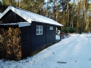 18 Vakantiehuis in het bos van Appelscha