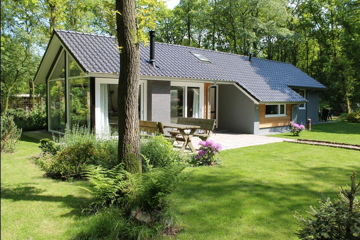 Vakantiehuis huren in appelscha boshuis bos en wei for Vakantiehuis bouwen