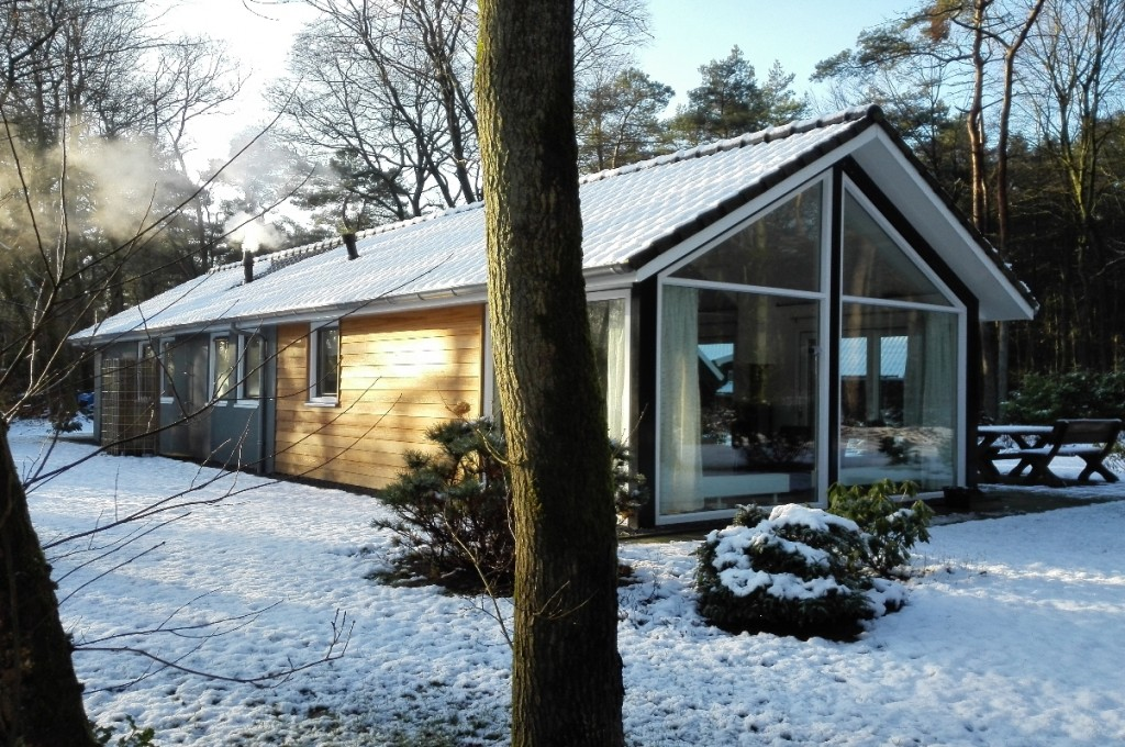 Desain Rumah Minimalis Ala Amerika  speksteenkachel boshuis bos en wei